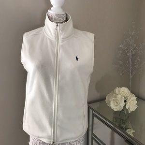 Polo Ralph Lauren Golf Women's Vest Large NWOT